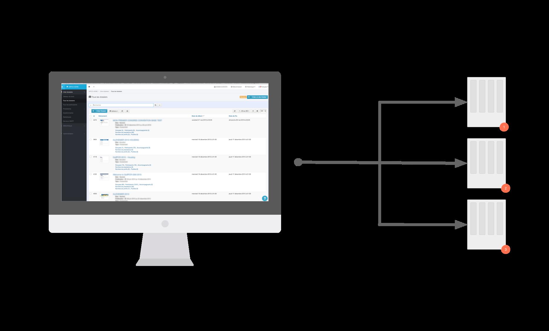 Infocentre, la nouvelle fonction de reporting de notre plateforme en ligne