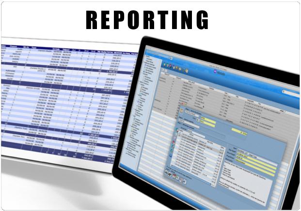 Reporting | Tableau de bord | événementiel
