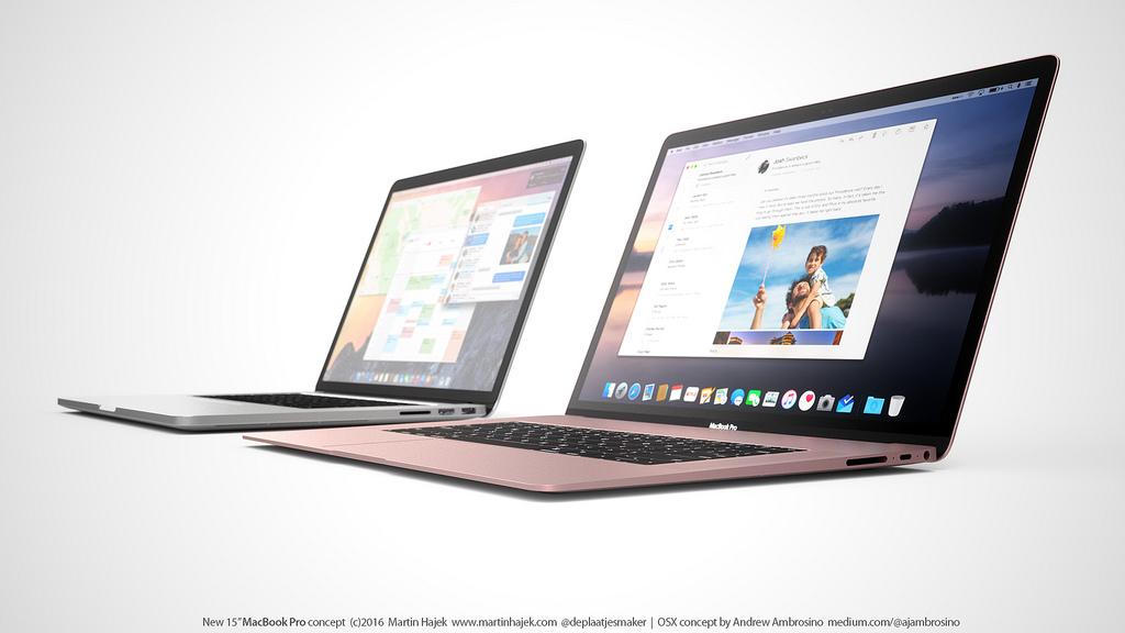 Nouveau MacBook Pro 2016 : une présentation fin octobre ?
