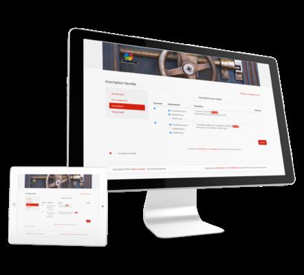 Web-adns, sites web en ligne