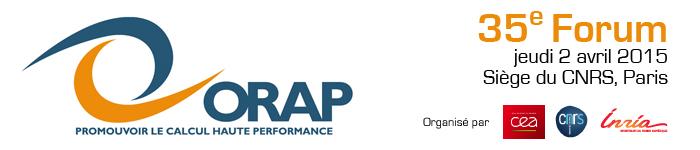 ORAP - Forum 2 avril 2015