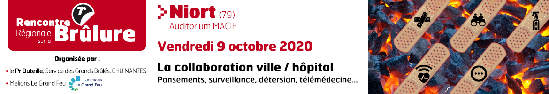 <p>La collaboration ville / hôpital : pansement, surveillance, détersion, télémédecine...</p>