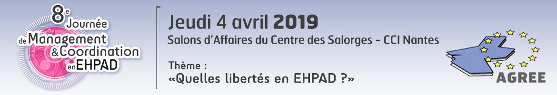 8e Journée de Management et Coordination en EHPAD