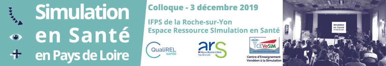 <p>Simulation en Santé en Pays de Loire</p>